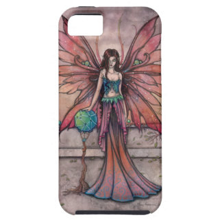 Elements in Sync Gothic Fairy Fantasy Art Case For The iPhone 5