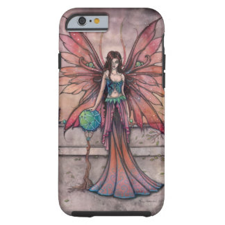 Elements in Sync Gothic Fairy Fantasy Art Tough iPhone 6 Case