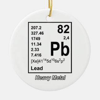 Elements of Heavy Metal Ornament