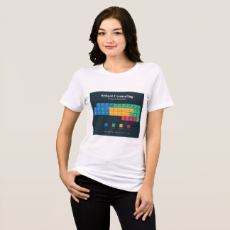 Elements of School Counseling T-Shirt