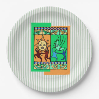Elements Of Tradition Kwanzaa Party Paper Plates