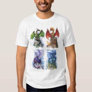 Elements Together T-shirt