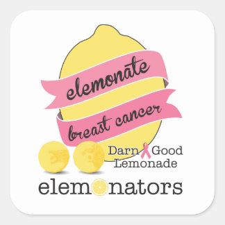 Elemonators Team Stickers