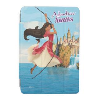 Elena | Adventure Awaits iPad Mini Cover