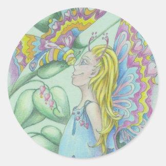 Elena Fairy stickers