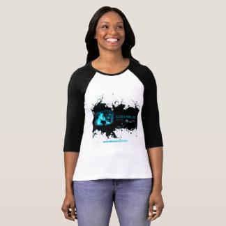 Elena Kincaid 3/4 Sleeve Forever Love T-Shirt