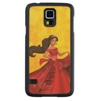 Elena | Lead With Kindness Maple Galaxy S5 Slim Case