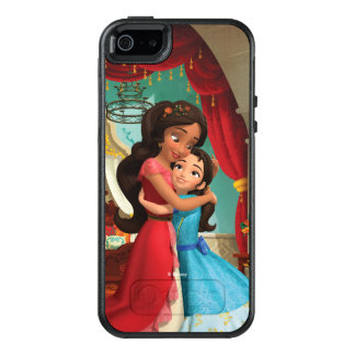 Elena | Little Sister. Big Sister. OtterBox iPhone 5/5s/SE Case
