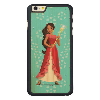 Elena | Magic is Within You Carved® Maple iPhone 6 Plus Case