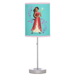 Elena | Magic is Within You Desk Lamp