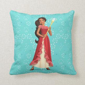 Elena | Magic is Within You Throw Pillow