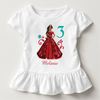 Elena of Avalor | Birthday Toddler T-shirt