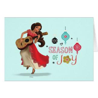 Elena   Season of Joy Card