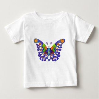 Elenissina - colourful butterfly baby T-Shirt