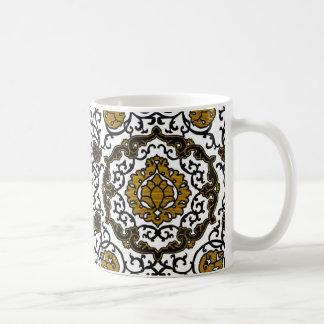Eleonora Di Toledo - Gold Coffee Mug