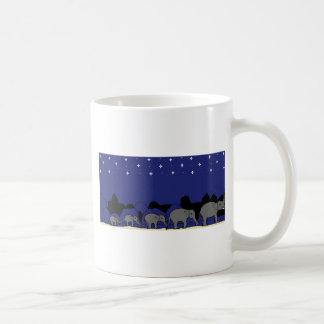 Elepant Trail Coffee Mug