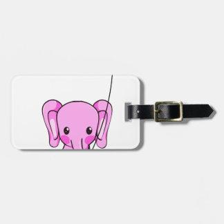 elephant2 luggage tag