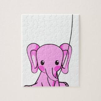 elephant3 jigsaw puzzle