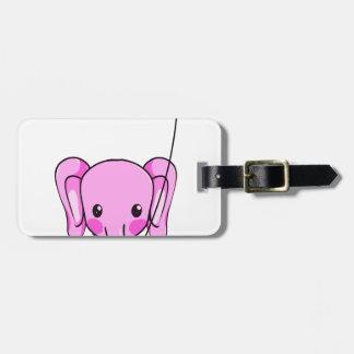 elephant3 luggage tag