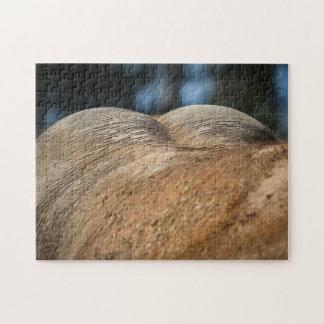 Elephant 04 Digital Art - Photo Puzzle