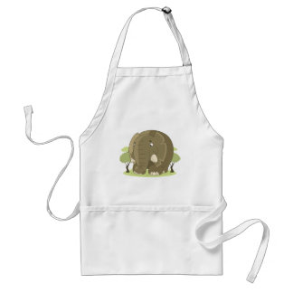 elephant-1598359 standard apron