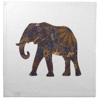 Elephant 1 napkin