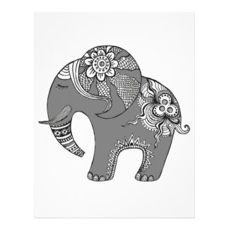 Elephant 4 letterhead