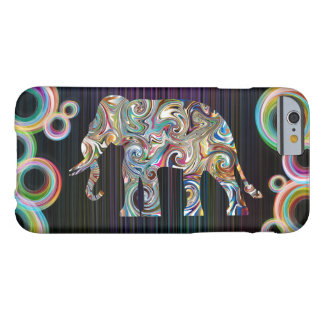 Elephant abstract | barely there iPhone 6 case