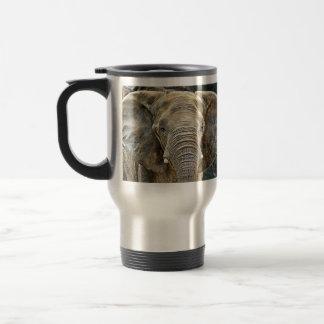 Elephant - African Elephant Travel Mug