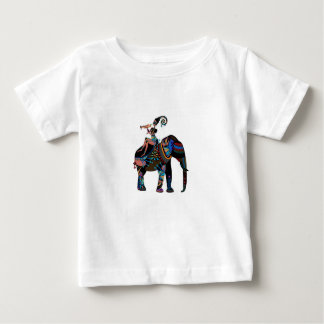 elephant and trumpet baby T-Shirt