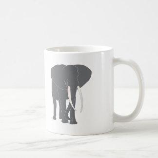 Elephant Animals Coffee Mug