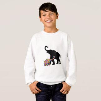 Elephant Autism Awareness Support Sweatshirt