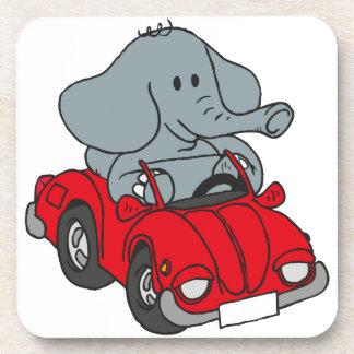 Elephant Beverage Coasters