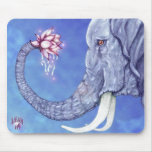 Elephant *Blessings Be* Mouse Pad