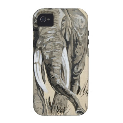 Elephant Case-Mate iPhone 4 Case