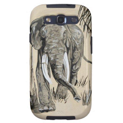 Elephant Samsung Galaxy SIII Cover