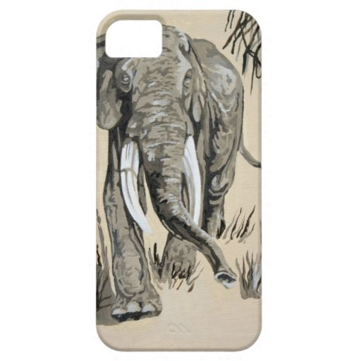 Elephant iPhone 5 Covers