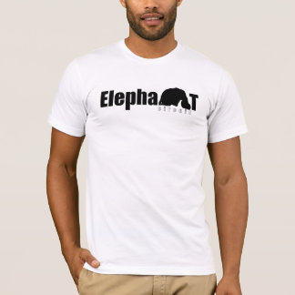 Elephant Circuit Logo Men's T-Shirt