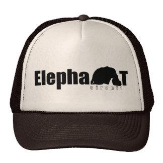 Elephant Circuit Trucker Trucker Hat