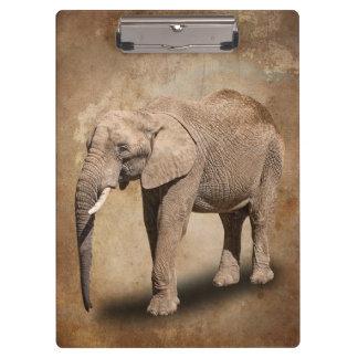 ELEPHANT CLIPBOARD