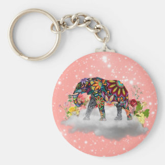 Elephant commands it keychain