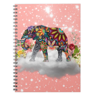 Elephant commands it notebooks