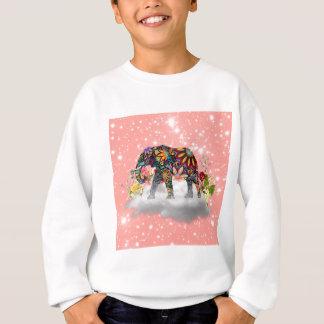 Elephant commands it sweatshirt
