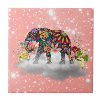Elephant commands it tile