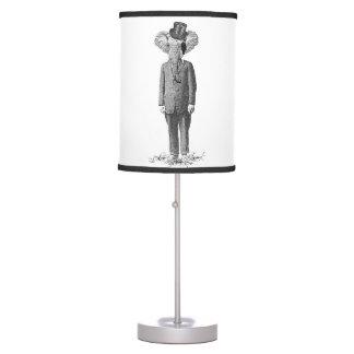 Elephant dandy desk lamp