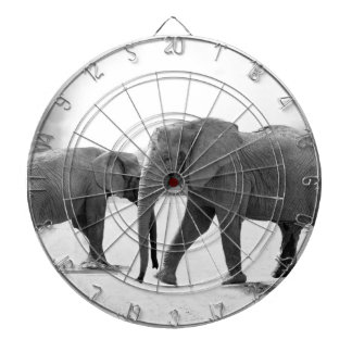 elephant dart board