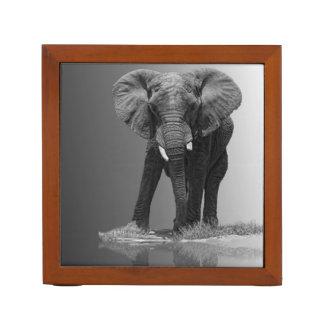 ELEPHANT DESK ORGANIZER