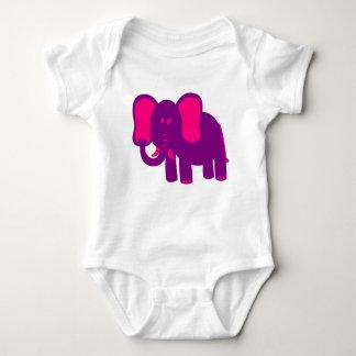 Éléphant drôle mignon tshirts