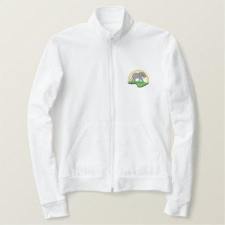 Elephant Embroidered Jacket