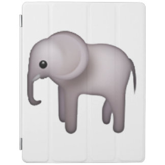 Elephant - Emoji iPad Cover